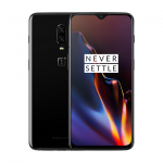 Oneplus 6T 6GB 128GB Qualcomm Snapdragon 845 Octa Core 20MP+16MP AI Dual Camera 6.41 Inch 2340 x 1080 Optic AMOLED 3700mAh Screen Fingerprint 4G LTE Smartphone