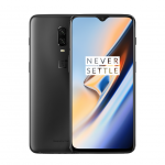 Oneplus 6T 8GB 256GB Qualcomm Snapdragon 845 Octa Core 20MP+16MP AI Dual Camera 6.41 Inch 2340 x 1080 Optic AMOLED 3700mAh Screen Fingerprint 4G LTE Smartphone