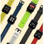 Original Colorful Werable Wrist Strap for WeLoop Hey 3S Smartwatch