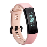 "Original Huawei Honor Band 3 Smart Wristband Swimmable 5ATM 0.91"" OLED Screen Touchpad Heart Rate Monitor Push Message"