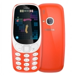 Original Nokia 3310 (TA-1030) 2017 Keyboard 2.4 inch Screen 2MP GSM 1200mAh Dual SIM phone