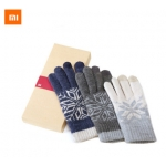 Original Xiaomi Finger Screen TouchGloves Winter Warm WoolGloves