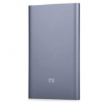 Original Xiaomi Mi Pro Gray 10000mAh Type-C USB Power Bank Quick Charge Portable Charger with Indicator