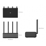 Original Xiaomi Mi WiFi Router HD Synchronous dual frequency 2.4GHz and 5GHz