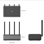 Original Xiaomi Mi WiFi Router Pro Synchronous dual frequency 2.4GHz and 5GHz