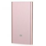Original Xiaomi Type-C Interface 10000mAh Mobile Power Bank Rose Gold
