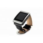 "P1 Bluetooth Smart Watch Phone GSM MTK6260A 1.54"" 240*240 Capacitive Touch Screen FM Camera"