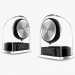 REMAX Speaker IPX5 Water Magnetic Pair Portable Wireless Stereo Best Sound 2.0 High Definition Sound Speakers for Pc