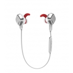 Remax RB-S2 Magnet Sports Bluetooth Headset Wireless White Earphone with Mic