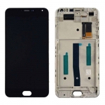 Replacement LCD Screen + touch screen digitizer assembly for Meizu M2 Note