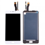 Replacement LCD Screen + touch screen digitizer assembly for Meizu M5 Note