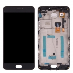 Replacement LCD display + touch screen digitizer assembly for Meizu M3 Note