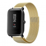 Replacement Watch Band for Huami Amazfit Bip Lite Mesh Metal