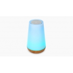 S16A Bluetooth 3.0 Music Speaker Lamp with Touch Control LED Night Table Light