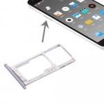 SIM + SIM / Micro SD card tray for Meizu MX2.