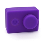 Silicone Case Lens Case for Original Xiaomi Xiaoyi Yi Action Camera Dust-proof Case