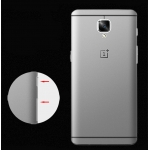 Soft Silicon Case Protective Back Case for Oneplus3 Oneplus 3