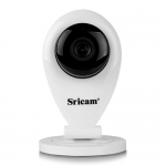 Sricam SP009A WiFi 720P IP Camera With IR-cut Filter Onvif Built-in Mic&Speaker 1.0 Megapixel CMOS Sensor Night Vision Motion Detection