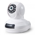 Sricam SP019 WiFi 1080P IP Camera H.264 2.0MP Motion Detection P2P TF Card Security Camera