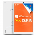 Teclast  X80hd-W32GB-D-Win10 Dual Boot Tablet PC with Intel Bay Trail-T Z3735F 8.0 Inch 1280*800 G+G IPS Screen Dual Camera WIFI Bluetooth 2GB 32GB
