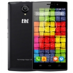 ThL L969 Smartphone Android 4.4.OS 5.0 Inch 854 x 480 pixels IPS Capacitive Screen Bluetooth 3G GPS Dual Cameras 1GB 8GB