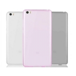 Transparent Clear Soft Silicon Case for Xiaomi Mi Note/Mi note Pro