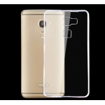 Transparent Protective Silicon Case for Letv Max 4G Smartphone