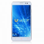 UHAPPY UP520 Smartphone Bluetooth GPS Android 4.4 OS MTK6582 Quad Core Dual Camera 5 Inch 540X960 Pixels QHD Screen 1GB 8GB