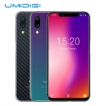 "UMIDIGI One Pro 5.9"" Android 8.1 Wireless charge 4GB RAM 64GB ROM Octa Core 12MP+5MP NFC Dual 4G LTE Smartphone"