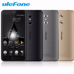 Ulefone Gemini Dual Back Cameras MT6737T Quad Core Android 6.0 5.5Inch 3GB RAM 32GB ROM Front Touch ID OTG Mobile Phone