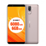 "Ulefone Power 3 6080mAh Battery 6.0"" 18:9 FHD Octa Core Android 7.1 OS 6GB 64GB 21MP Quad Camera Face ID 4G Smartphone"