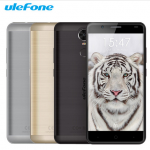 Ulefone Tiger Smartphone 5.5 Inch Android 6.0 MT6737 Quad Core Mobile Phone 2GB RAM 16GB ROM Fingerprint 4G Cell Phone