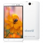 VKWORLD VK6050s 4G LTE Smartphone with  Bluetooth GPS Dual Camera Android 5.1 OS MTK6735 Quad-Core 5.5 Inch 1280x 720 pixels HD IPS Screen 2GB RAM 16GB ROM