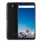 "Vernee X 4GB 64GB 5.99"" 18:9 Display Face Recognition MT6763 Octa Core 6200mAh Android 7.1 OTG 16MP 4 Cams Smartphone"