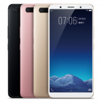 Vivo X20 Plus 4GB 64GB 6.43 Inch Snapdragon 660  12.0MP 5.0MP Dual Rear Cameras Android 7.1.1 Smartphone