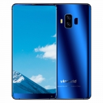 "Vkworld S8 Face Recognition 5.99"" FHD+18:9 Mobile Phone Android 7.0 4GB 64GB ROM MTK6750T Octa Core 16MP Dual rear camera 5500mah 4G Smartphone"