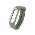 Wristband for Xiaomi Mi Band 2 Replacement Strap Color Blocking Anti-lost Design