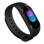Xiaomi Hey Plus Miband 0.95 Inch AMOLED Color Screen Built-in Multifunction NFC Heart Rate Monitor Mi Smart Bracelet