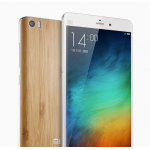 Xiaomi Mi Note Bamboo Version 4G LTE Smartphone Dual Camera GPS Bluetooth 5.7 Inch 1920 x 1080pixels IPS Retina Screen 3GB RAM 16GB ROM