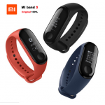 Xiaomi Miband 3/Miband3 Smart Bracele Wristband Sport Bracelet 0.78' OLED Display Heart Rate Monitor