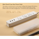 Xiaomi Mini Power Strip with 3 USB Charging Ports AU / EU / US Standard Sockets for Smartphone Tablet PC Computer Home Electronics