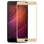 Xiaomi Redmi Pro Tempered Glass Screen Protector With Coloured Frame