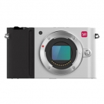 YI M1 Mirrorless Digital Camera Single Lense IMX269 Sensor 20MP 3 inch Touch Control Screen Max 512G SD Card