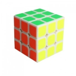 YJ 3 x 3 x 3 Speed Smooth Magic Cube Finger Puzzle Fidget Toy