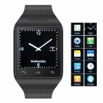 ZGPAX S18 GSM Mobile Watch Phone Support Bluetooth TF Card 1.54 Inch 240 x 240 pixels Capacitive Touch Screen
