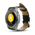 ZGPAX S360 Bluetooth Smart Watch with 1.22 Inch 240*204 SOS Button for IOS Android Smartphone