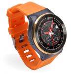 ZGPAX S99 3G Android 5.1 1.33 inch MTK6580 1.3GHz Quad Core 512MB RAM 8GB ROM Pedometer Bluetooth 4.0 GPS Smartwatch