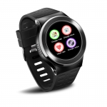 ZGPAX S99 3G Smartwatch Phone Android 5.1 1.33 inch MTK6580 1.3GHz Quad Core 512MB RAM 8GB ROM