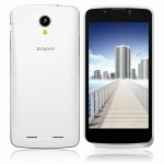 ZOPO ZP590 Smartphone 4.5 Inch 960 x 540 pixels IPS QHD Screen Android 4.4 OS Quad Core MTK6582M 2MP 5MP Camera GPS WCDMA WIFI Bluetooth 4GB ROM