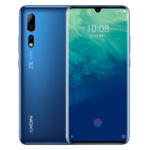ZTE AXON 10 Pro 6.47 Inch  6GB RAM 128GB ROM FHD+ Waterdrop Display NFC Android P AI Triple Rear Cameras  Snapdragon 855 4G Smartphone
